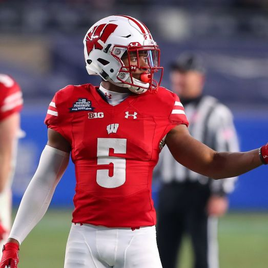 NFL Draft 2021: Wisconsin Badgers CB Rachad Wildgoose drafted by the Buffalo Bills - Bucky's 5th Quarter