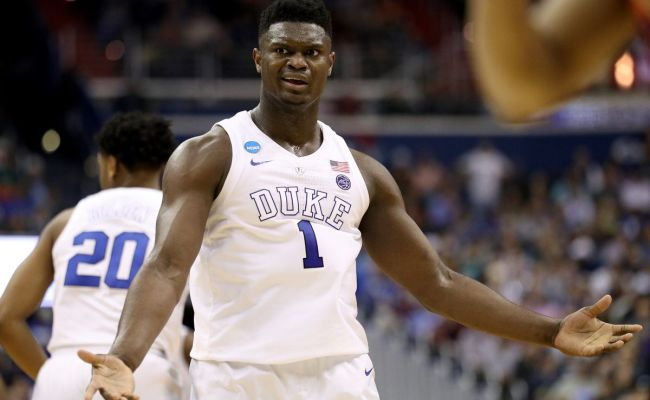 Zion Williamson Mania How Nba Draft Policy Changes