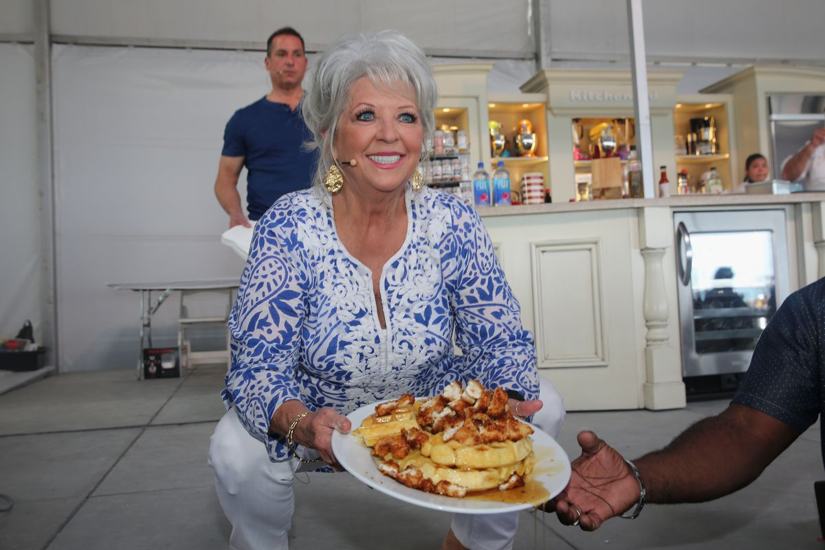 paula deen kitchen table and chairs cheap s family will debut in dfw next week eater dallas