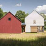 Prefab Homes From Go Logic Offer Rural Modernism Assembled