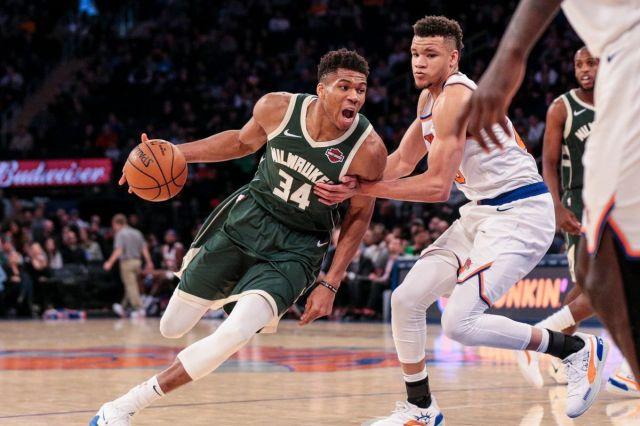 Bucks vs. Knicks Preview: Milwaukee Returns Home for Tilt with New York -  Brew Hoop