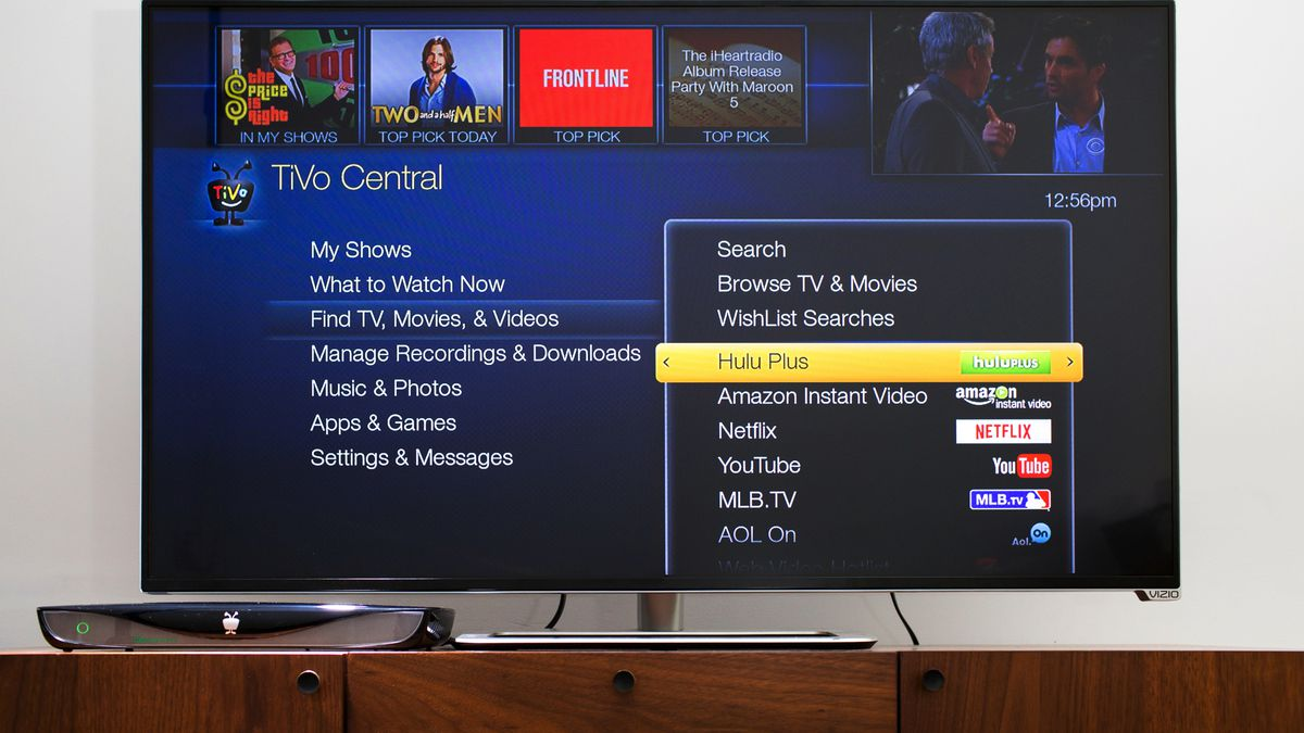 Tivo Minus Tv Testing The Cable Box For Cord Cutters The Verge