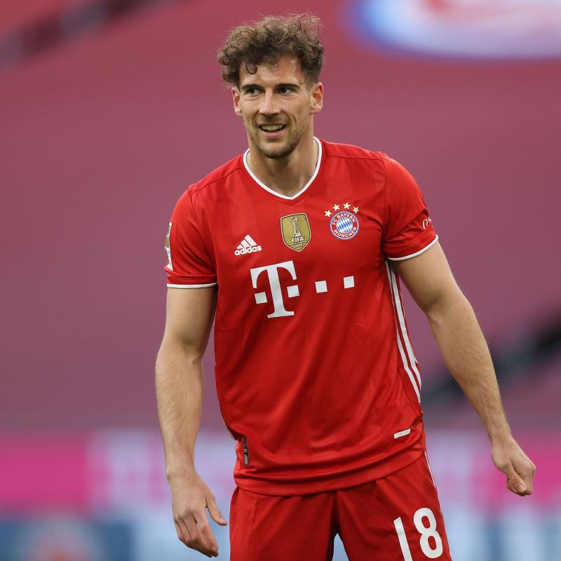 Bayern Munich's Leon Goretzka has torn thigh muscle, Euros could be in  doubt - Bavarian Football Works
