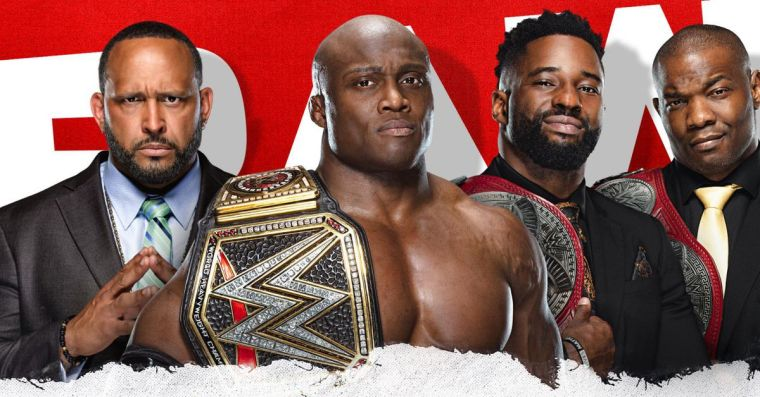 WWE Raw results, live blog (Mar. 8, 2021): Bobby Lashley title celebration