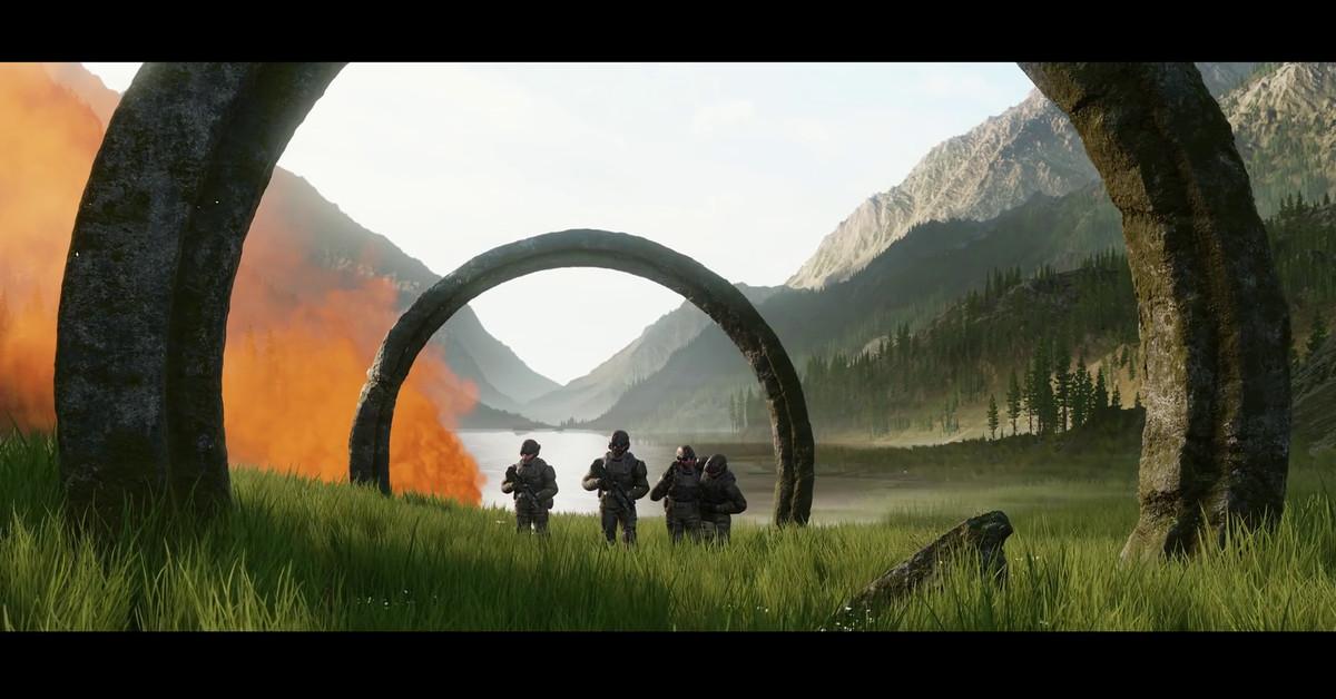 Resident Evil 7 Wallpaper Hd Halo Infinite Trailer Brings Master Chief Back Update