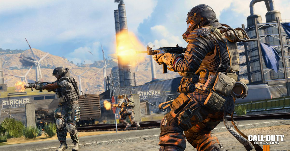 Call Of Duty Black Ops 4 Review A Great Shooter That Isn