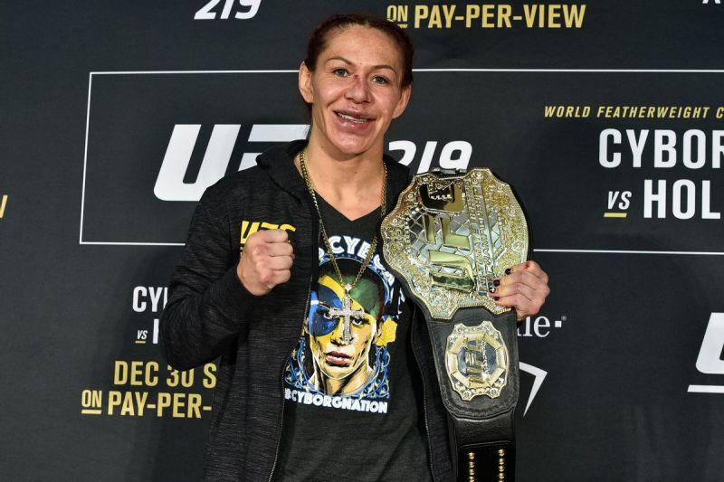 Image result for Cris Cyborg vs. Yana Kunitskaya set for UFC 222 main event; Frankie Edgar-Brian Ortega co-main