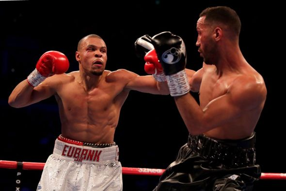 Image result for chris eubank jr