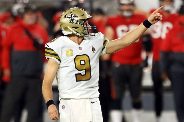 Saints quarterback Drew Brees proves why the intangibles set him apart -  Canal Street Chronicles