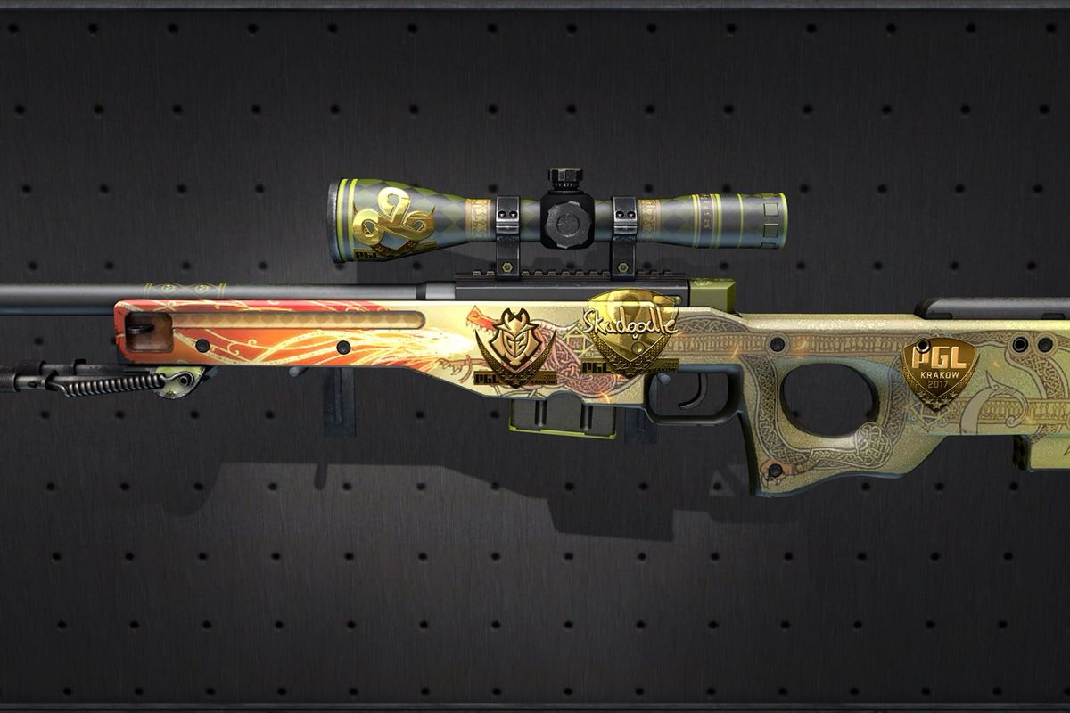 Image result for counter strike dragon lore