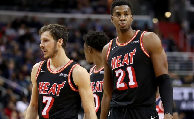 Miami Heat S Roster Patchwork Mess Of Spare Parts Needs