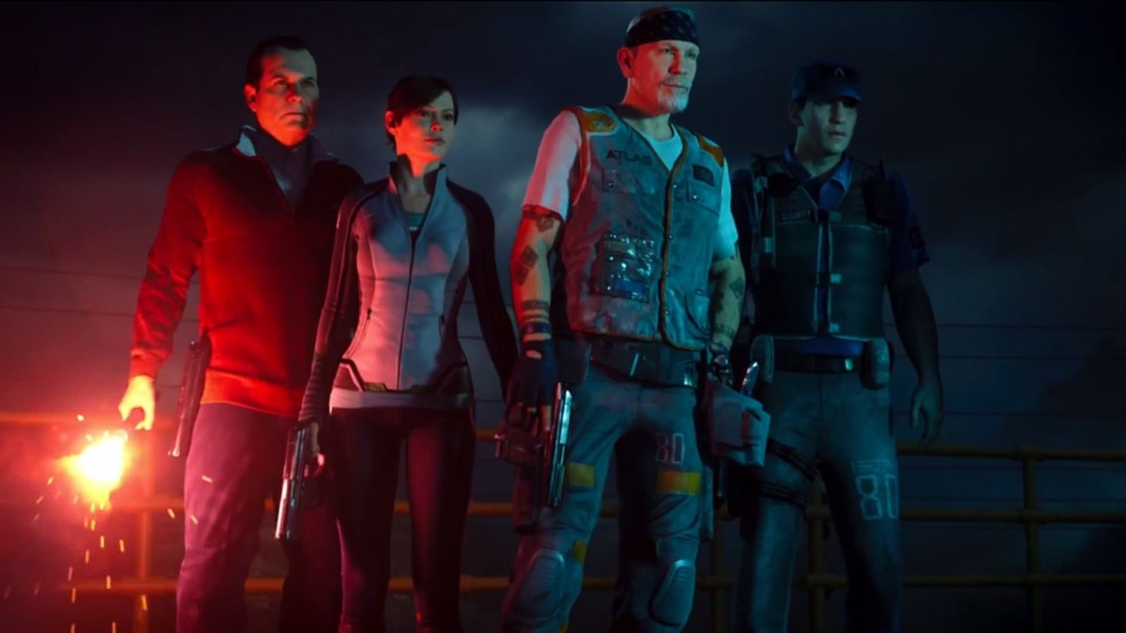 See Call Of Duty Advanced Warfares New Exo Zombies John
