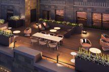 Jane Hotel Rooftop Bar