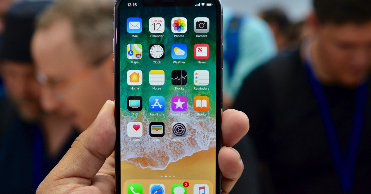 Iphone X Verge Wallpaper Iphone X Preorders The Best Way To Buy Apple S Newest
