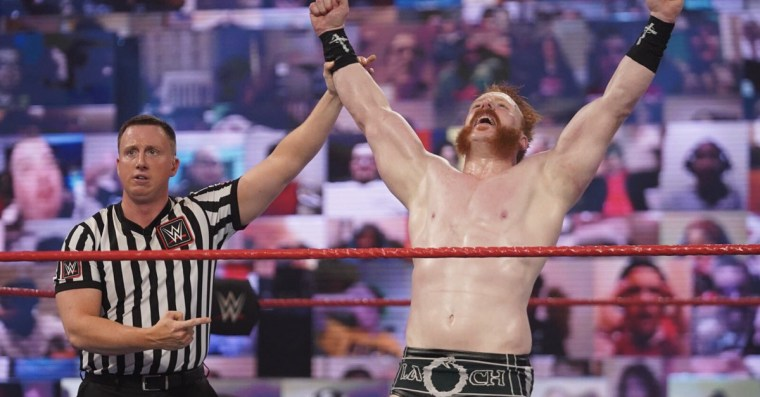 Sheamus wins Gauntlet, will enter WWE title Elimination Chamber match last