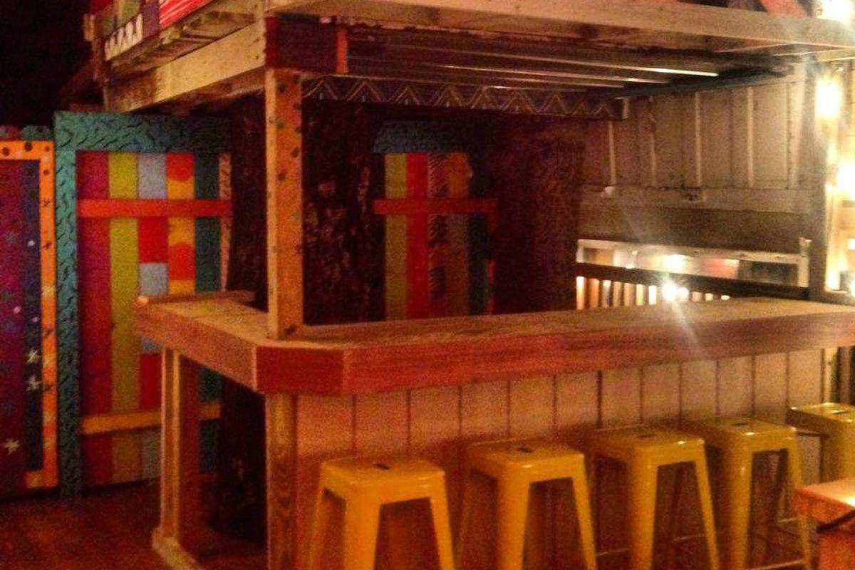 patio bar grows
