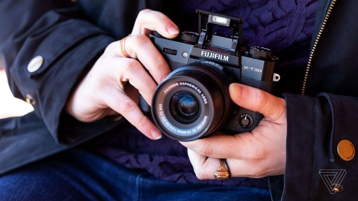 Fujifilm X T30 Review A Little Wonder Of A Camera The Verge