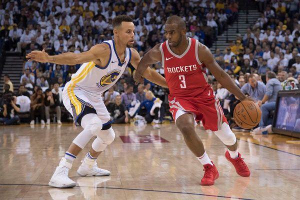 Warriors vs Rockets preview Kevin Durant James Harden