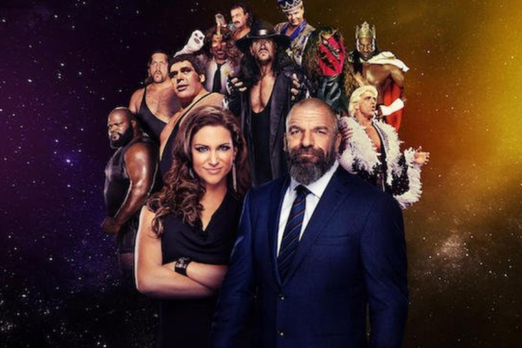 A&E's WWE programming looks to be a hit