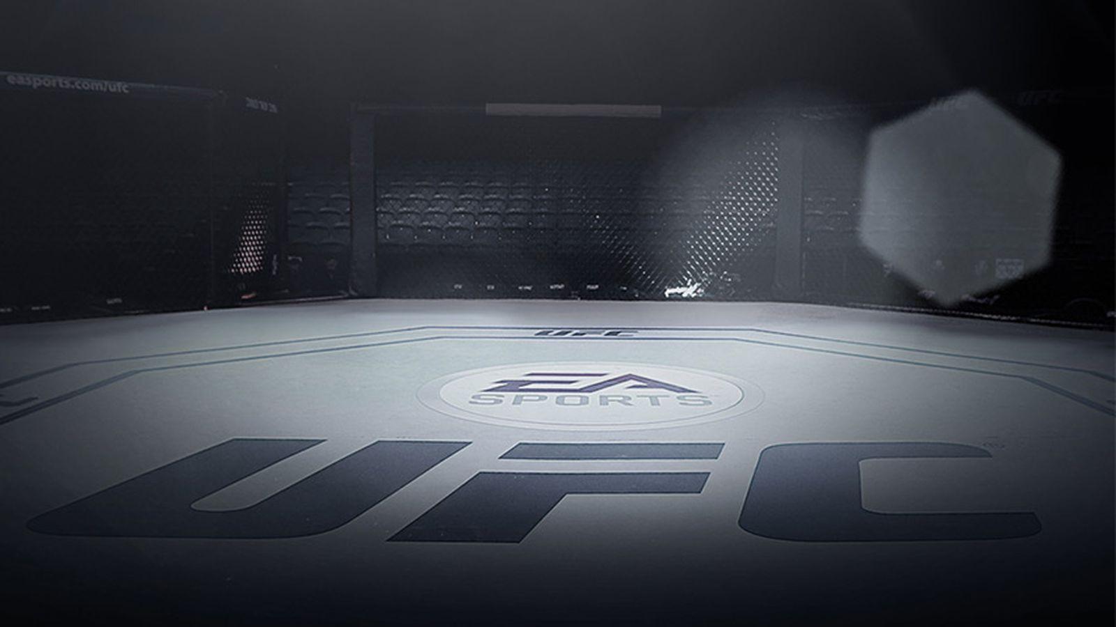 EA Sports UFC 2s weeklong beta begins Jan 28  Polygon