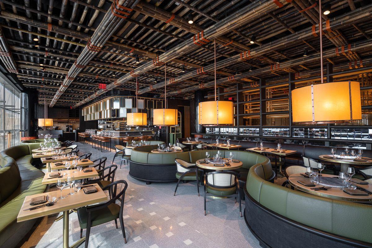 Hudson Yards Restaurant Guide David Chang Thomas Keller
