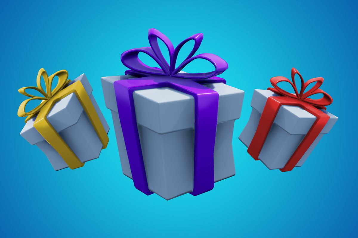 Fortnite Battle Royale Is Testing Gifting Skins And