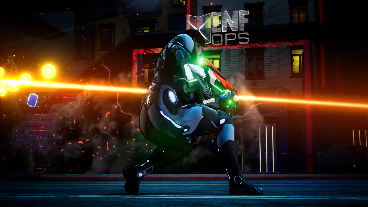 Destruction Demos And Decisions Our Time With Crackdown