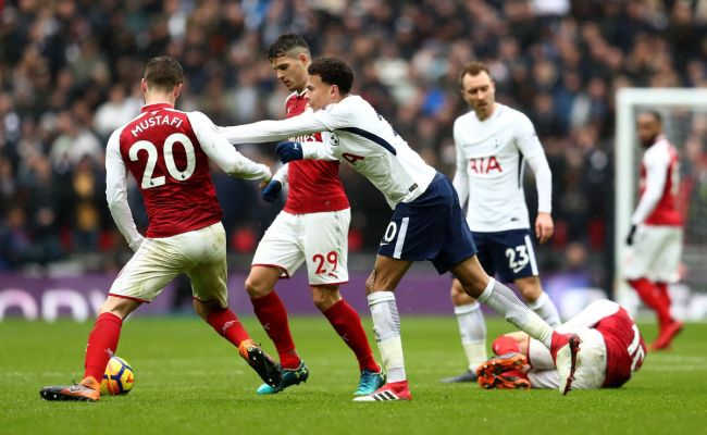 Arsenal Vs Tottenham Hotspur Tv Channels Lineups And