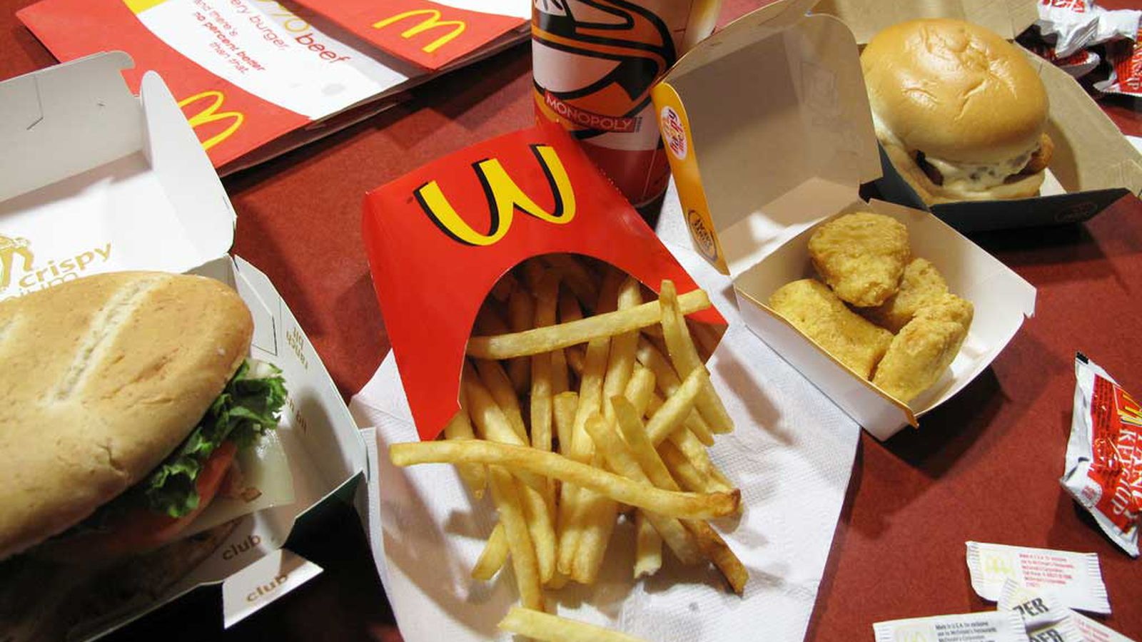 McDonald's Destroyed the Gut Bacteria of a College Kid in 10 Days - Eater