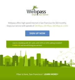 google fiber owned webpass is bringing its wireless gigabit internet to denver [ 1200 x 800 Pixel ]