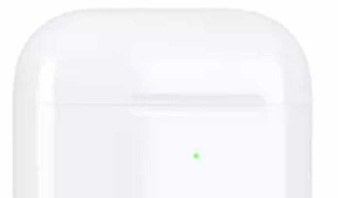Screen Shot 2018 07 30 at 2.35.22 PM - Does this little green dot mean a new AirPods case is imminent?