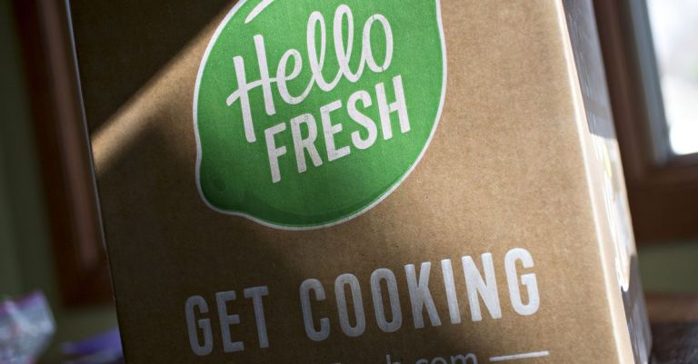 HelloFresh Could Be the First Meal Kit Company to Unionize