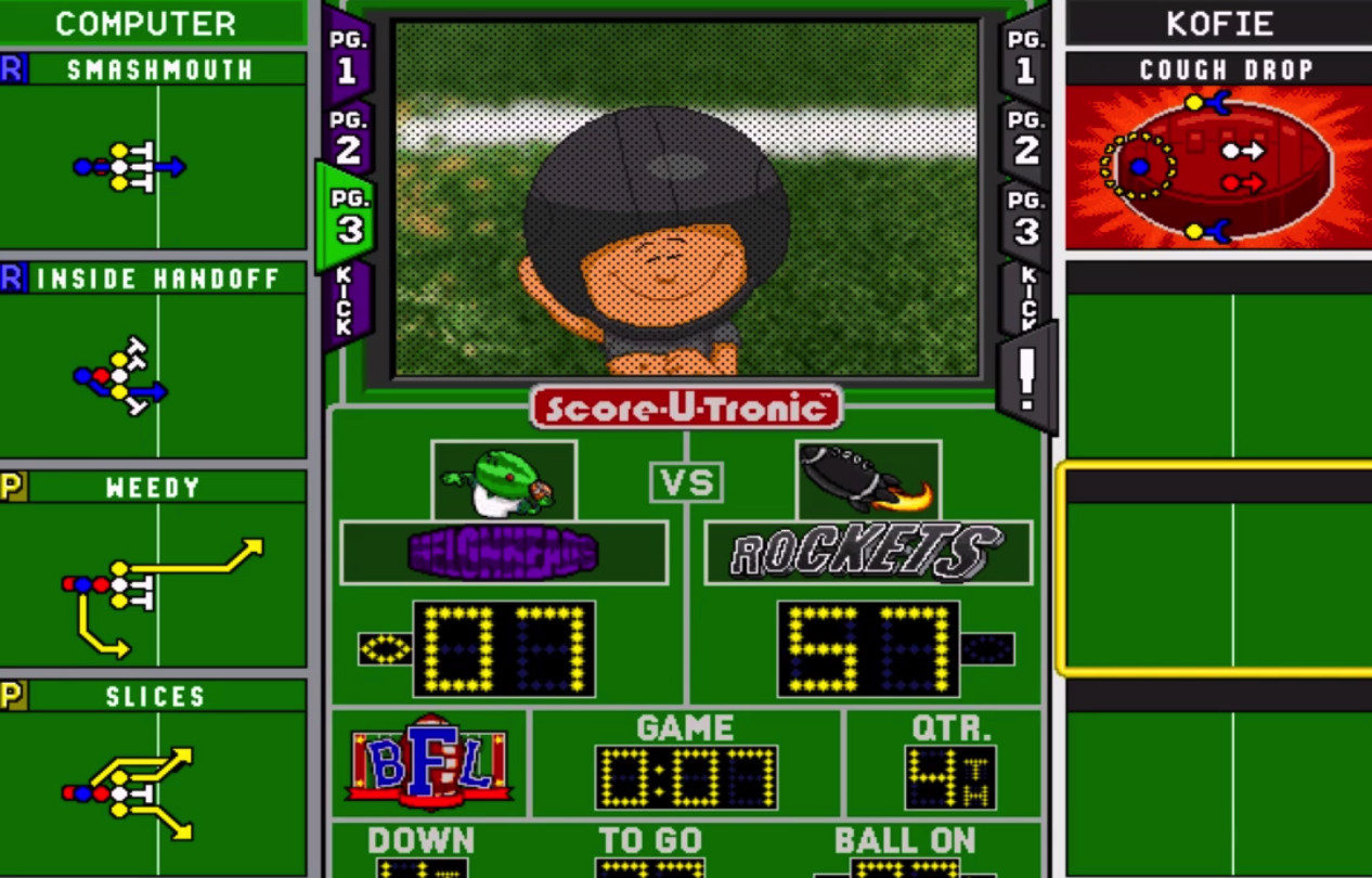A Definitive Ranking Of Every Backyard Sports Power Up Sbnation Com