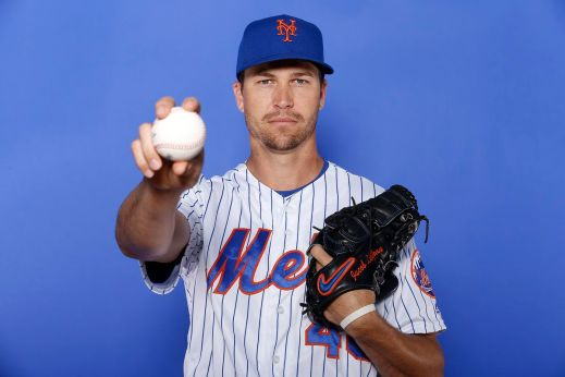 Jacob DeGrom is the leader in the NL MVP race