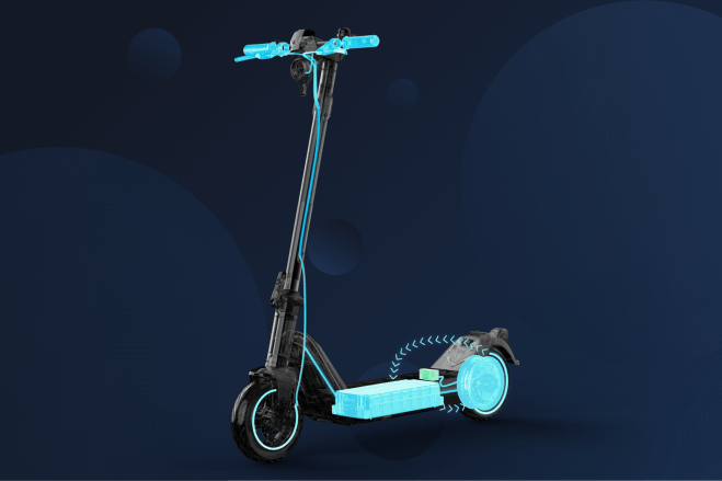 NIU_Kick_Scooter_Regenerative_Braking.0 NIU announces its first electric kick scooter starting at $599 | The Verge