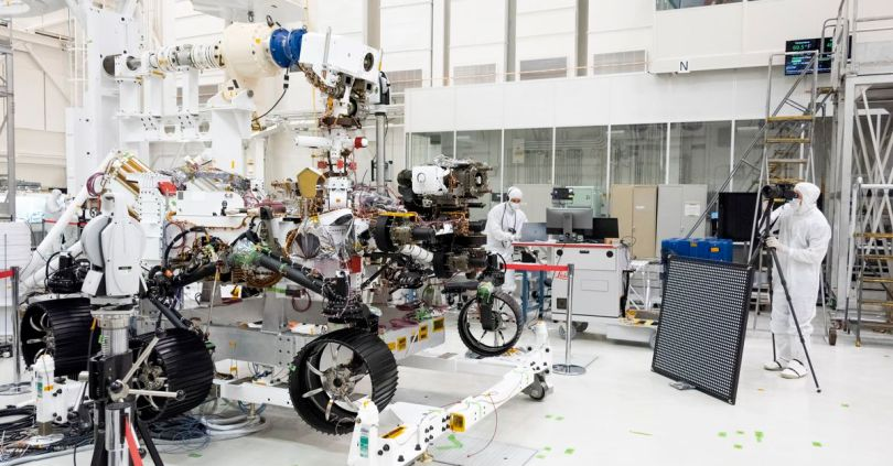 NASA delays launch of its next Mars rover as time runs out for takeoff 2
