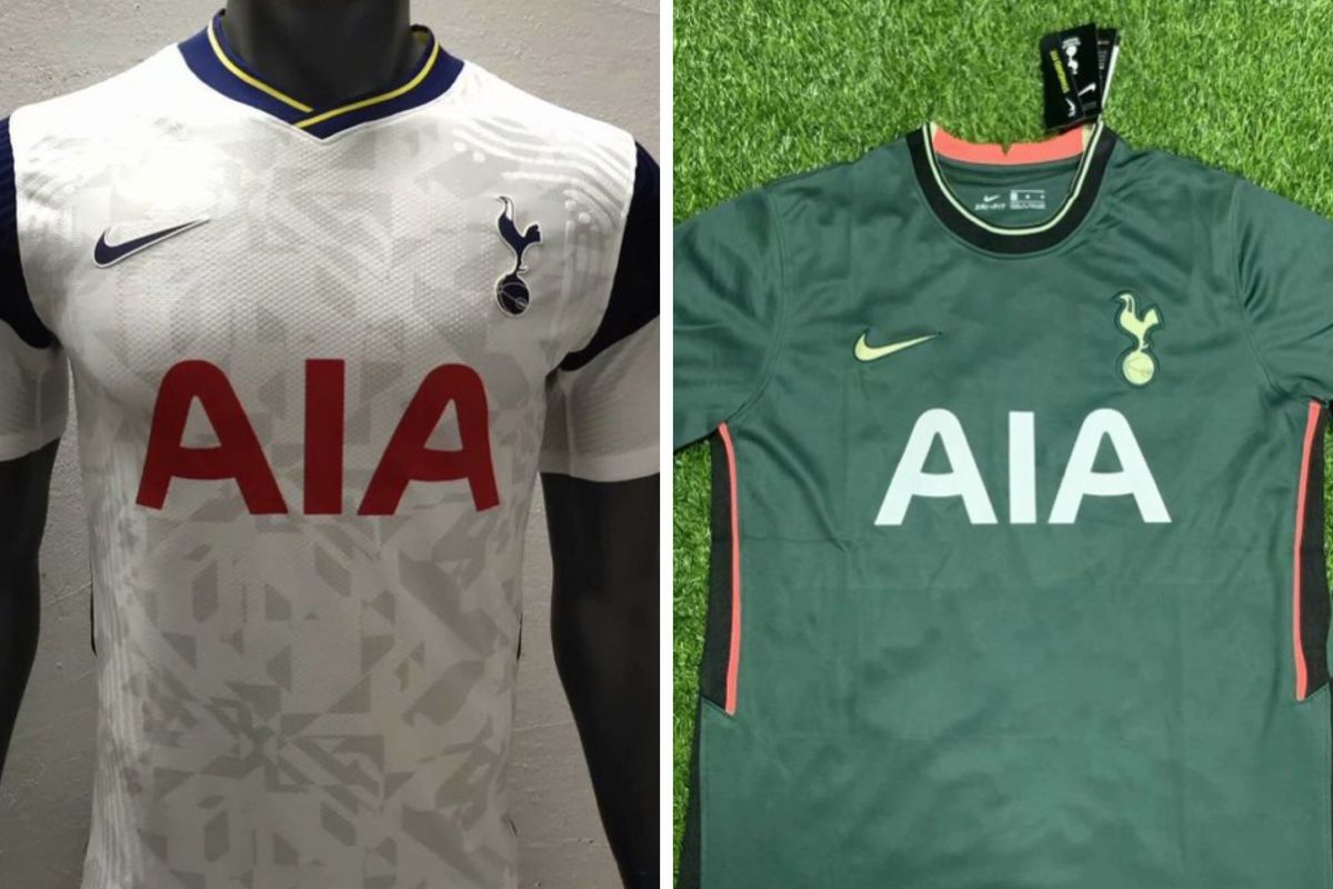 Show your support for spurs this season! Leaked New Photos Of Tottenham S 2020 21 Home And Away Kits Cartilage Free Captain