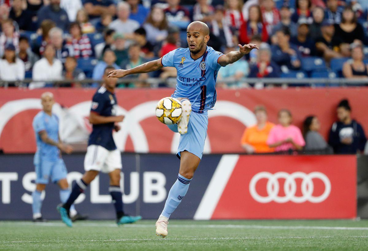 MLS: New York City FC à la New England Revolution