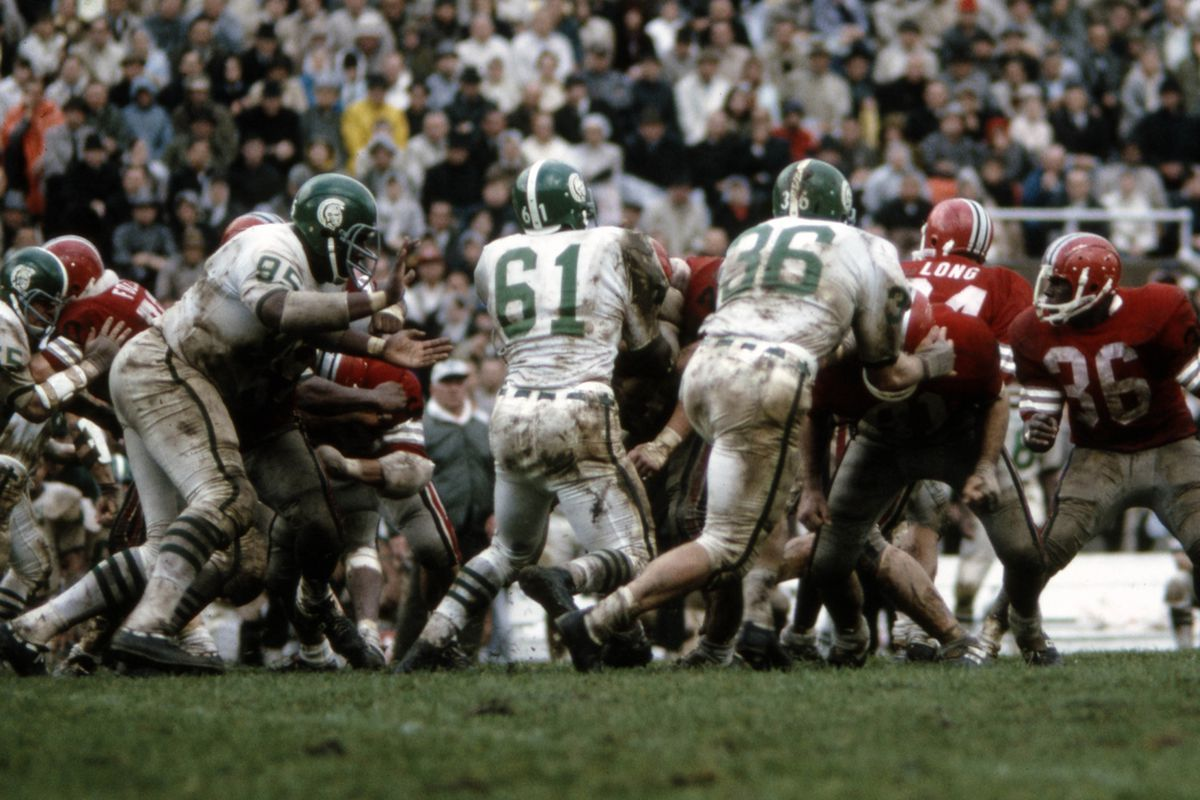 Photo Of The Week Bubba Smith Vs Ohio State 1966 The