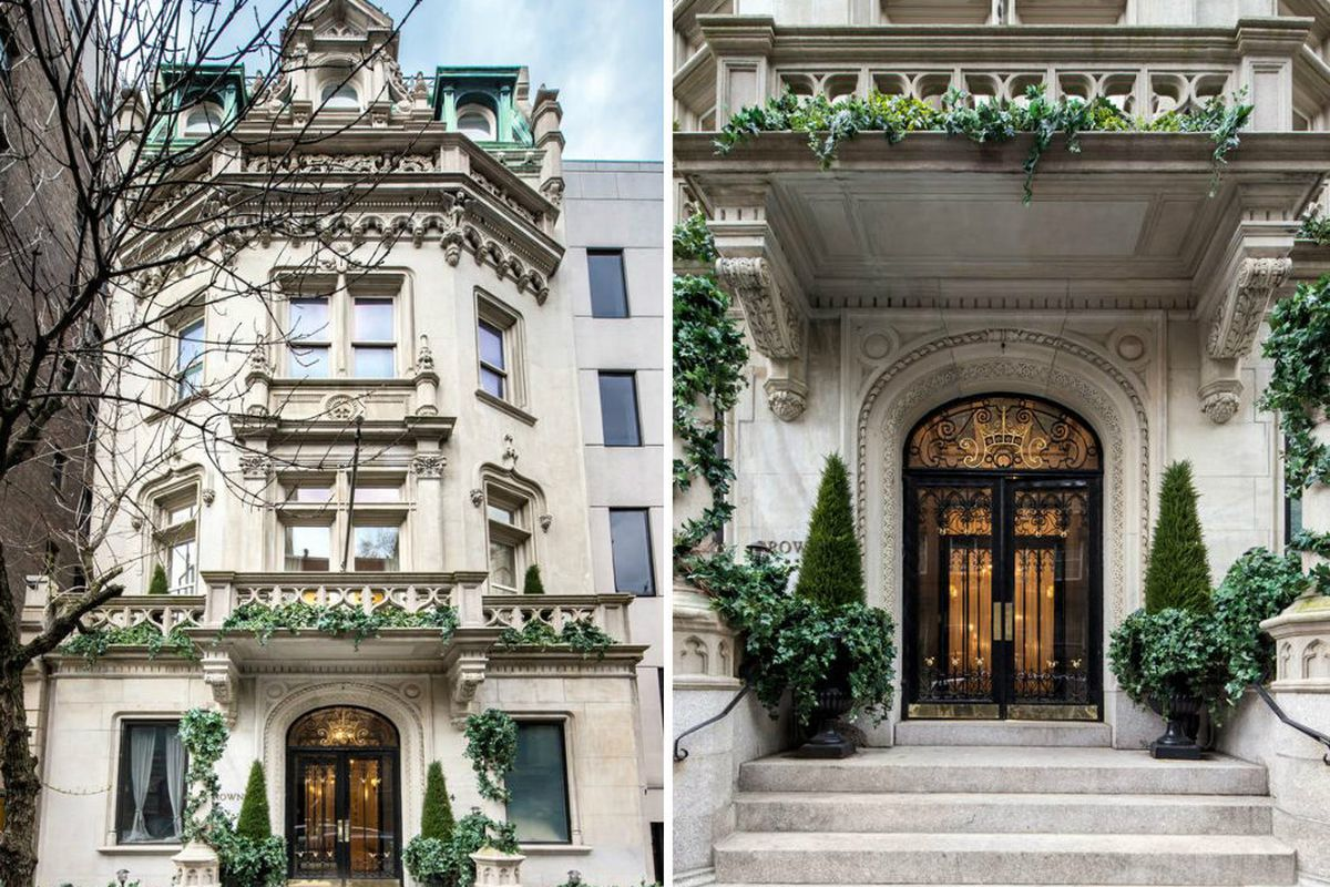 Opulent Upper East Side Mansion Wants a Discounted 59M