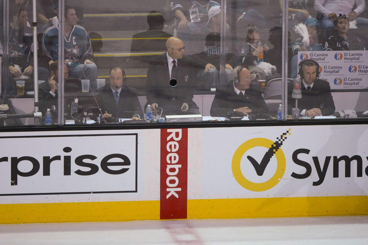 Getting To Know The Nhl Rulebook Official Scorer Game