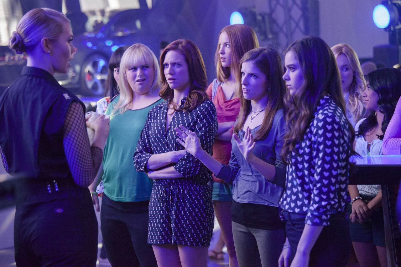 pitch perfect 2 is