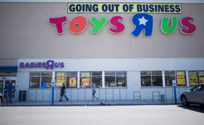 Toys R Us Declared Bankruptcy But Might Not Be Dead Vox