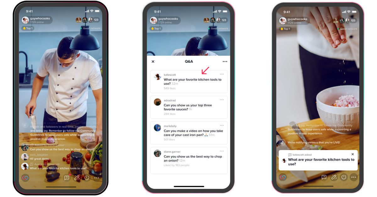 TikTok is making it easier for creators to answer their fans' questions