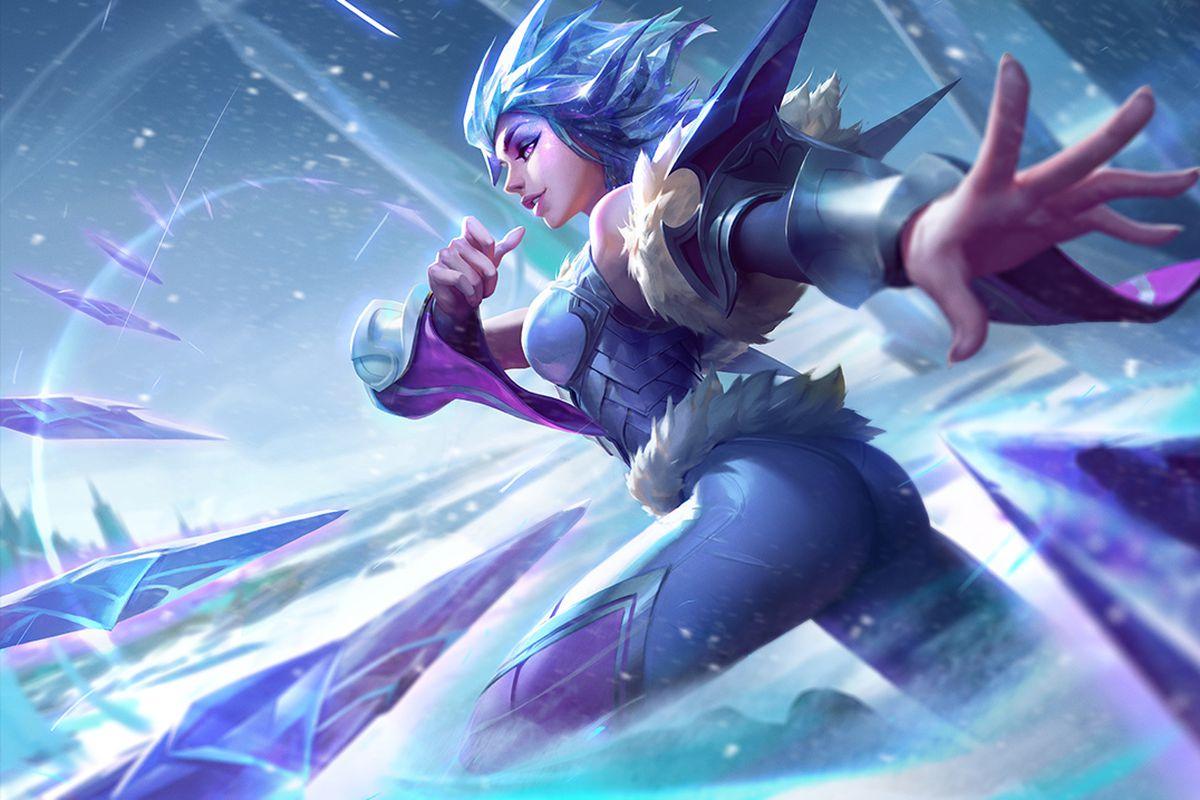 irelia champion rework skins
