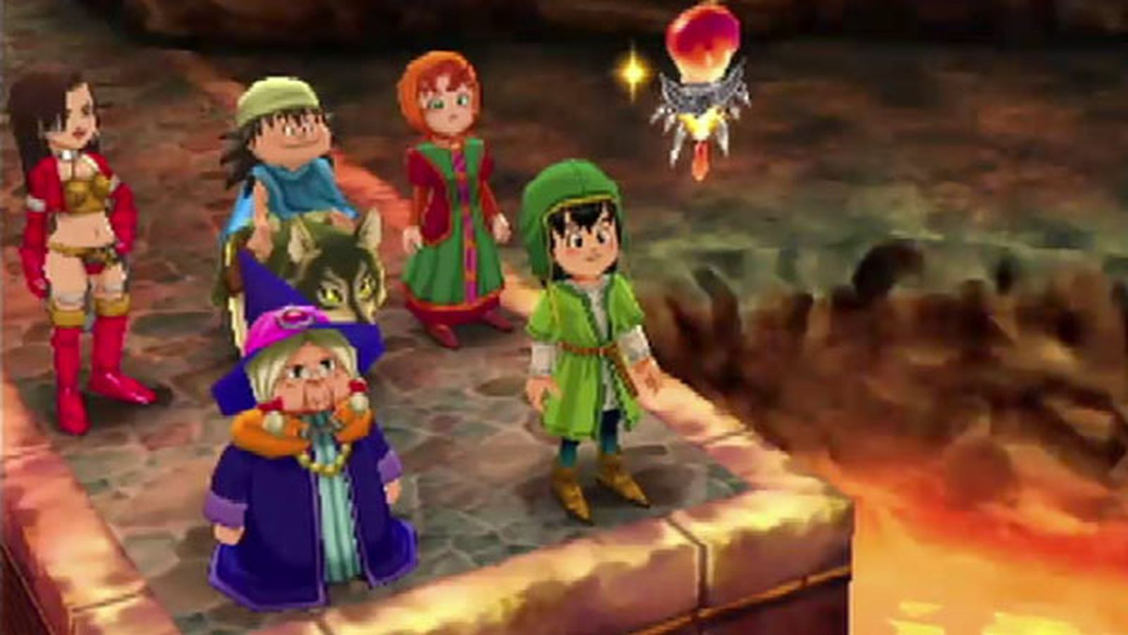 Dragon Quest 7 3ds Fliegender Teppich Dragon Quest 7 3ds Remake May Not Be Worth The Cost For