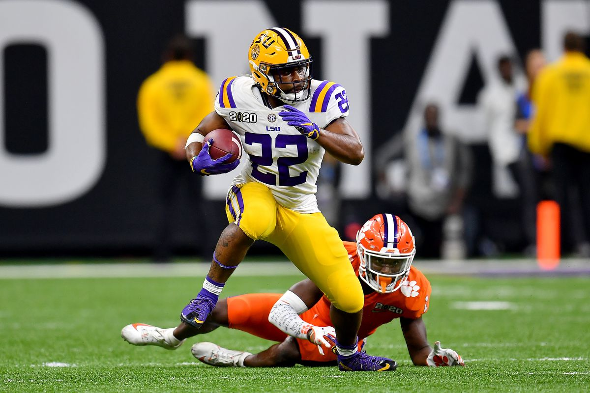 Bucs Draft Profile: RB Clyde Edwards-Helaire - Bucs Nation