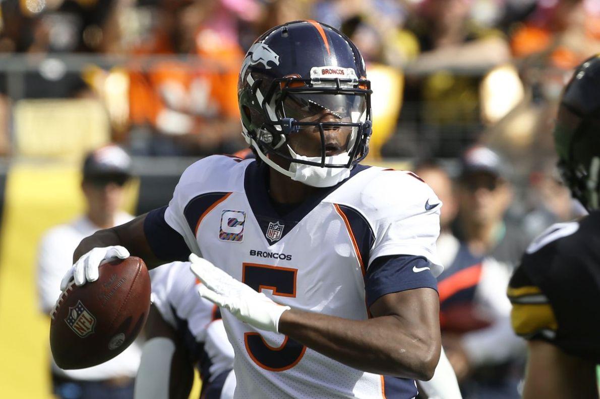 Denver Broncos: Teddy Bridgewater ready to end this losing streak - Mile  High Report