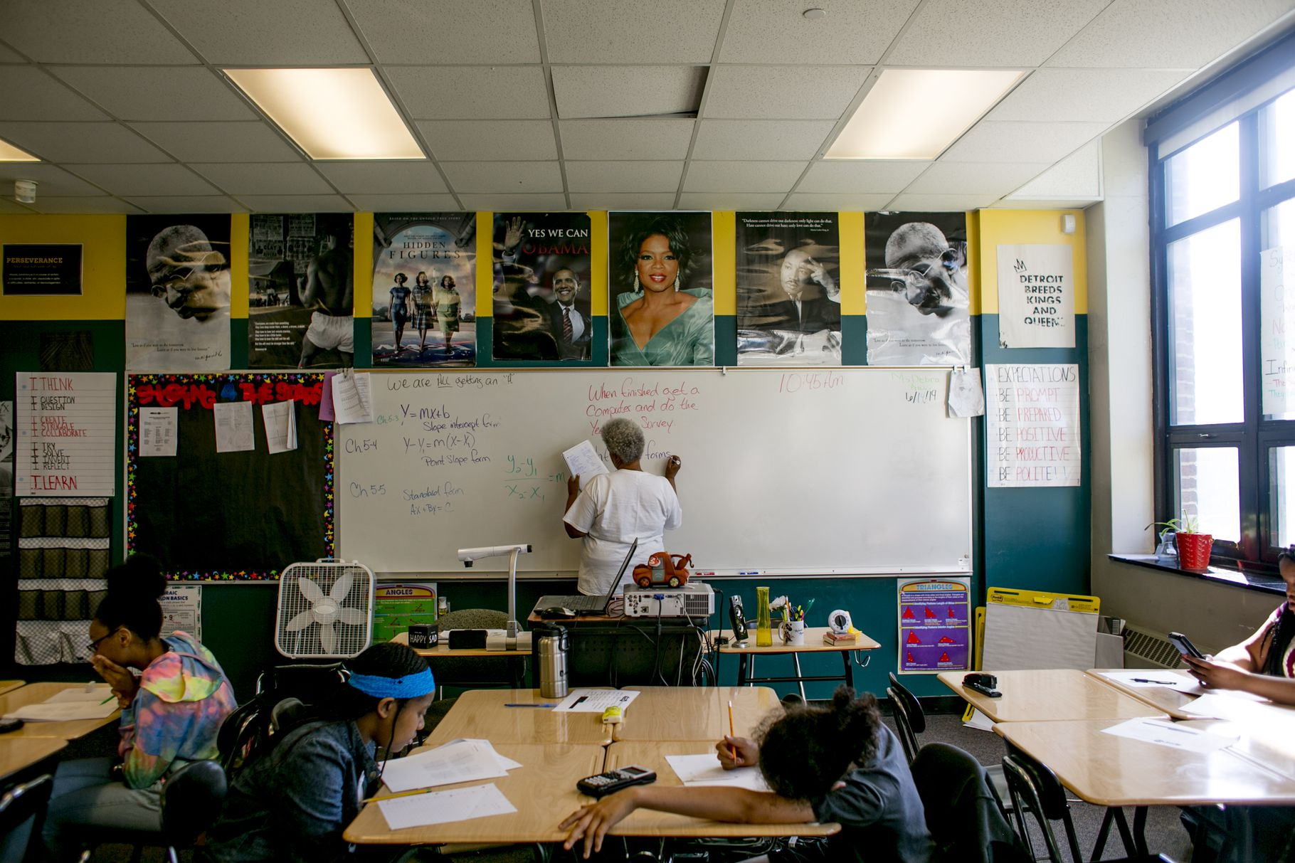Amid high teacher turnover in Michigan, audit finds failings in teacher support systems