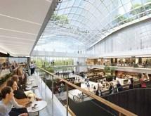 Work Willis Tower Three-story Retail And